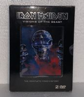 Iron MAiden: Visions of the Beast - The Complete Video History - DVD - 2 Discs